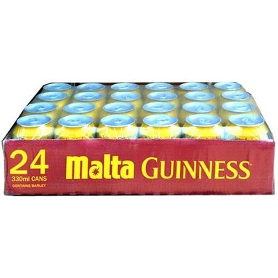 Malta Guinness Can