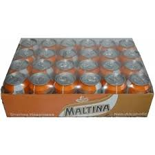 Maltina Can
